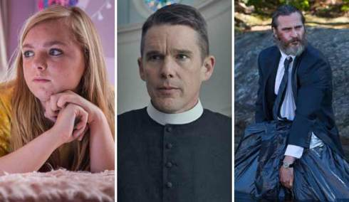 Eighth Grade, First Reformed, You Were Never Really Here