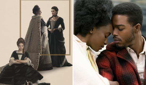 The Favourite and If Beale Street Could Talk