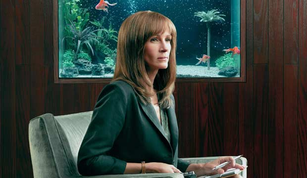 Julia Roberts ('Homecoming') is declared an Emmy winner for best snub reaction