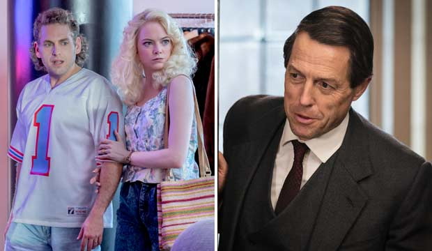 Maniac and A Very English Scandal