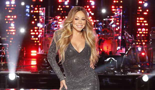 Mariah Carey on The Voice