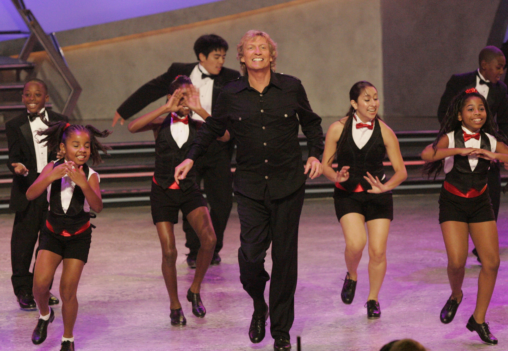 Nigel Lythgoes Mission to Get America Dancing