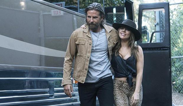 Bradley Cooper and Lady Gaga, A Star Is Born