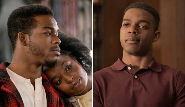 Stephan James in Beale Street and Homecoming