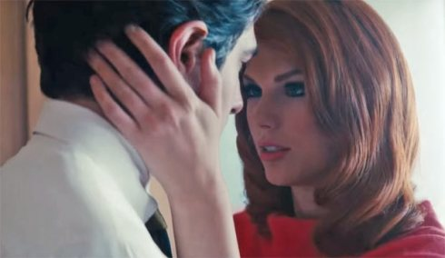 Taylor Swift in Babe video