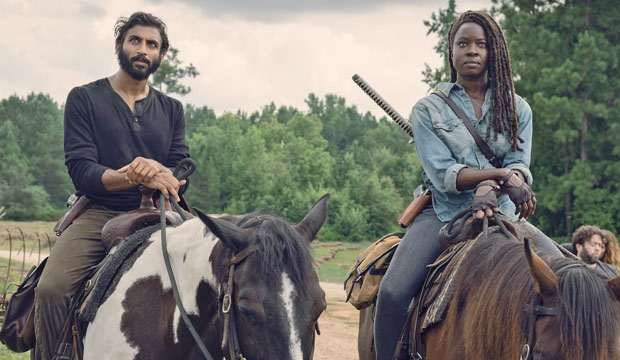 The Walking Dead Episode 8 Top 5 Shocking Moments From