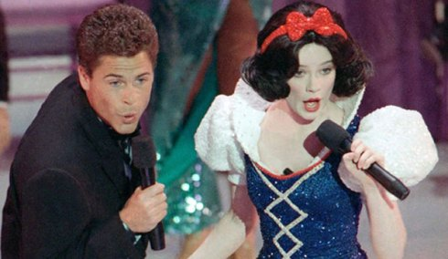 1989-Oscars-Rob-Lowe-Snow-White