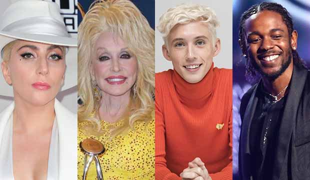 All 15 Best Original Song Oscar contenders: Complete list of songwriters includes Lady Gaga, Dolly Parton, Troye Sivan, Kendrick Lamar and ??