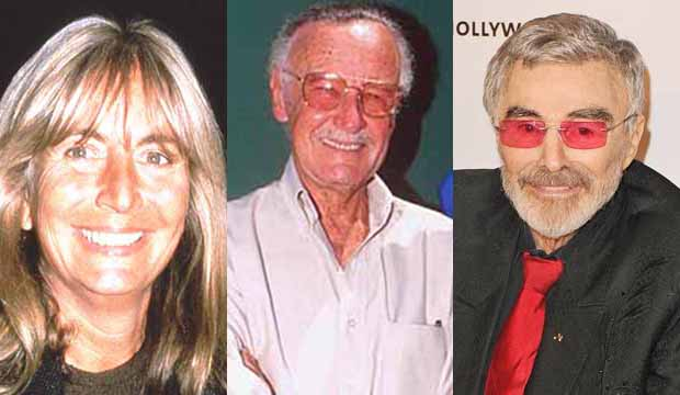In Memoriam segment for Sunday's Oscars to feature Penny Marshall, Stan Lee, Burt Reynolds and many others