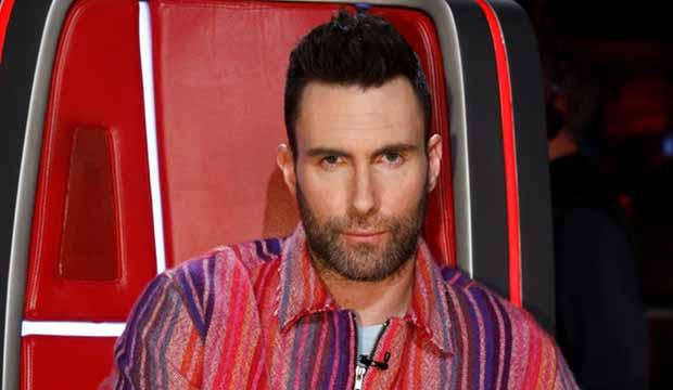 The Voice Adam Levine