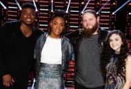 The Voice Season 15 Top 4