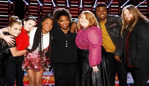 The Voice Top 8 Season 15