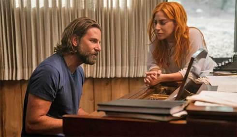 Lady Gaga and Bradley Cooper, A Star is Born