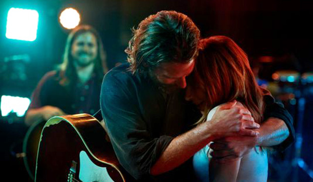 Bradley Cooper and Lady Gaga, A Star Is Born