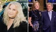 Barbra Streisand, Diana Krall and Tony Bennett