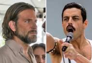 Bradley Cooper and Rami Malek