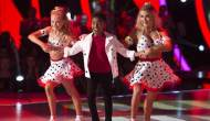 Miles Brown in DWTS Juniors Finale