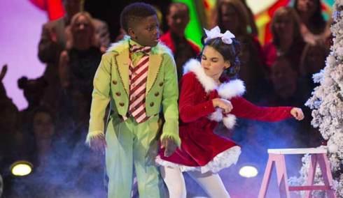 Ariana Greenblatt on DWTS Juniors Finale