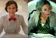Emily Blunt, Mary Poppins Returns; A Quiet Place