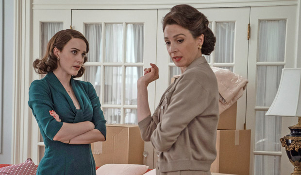 Marin Hinkle poised to receive first career Emmy nomination for 'The Marvelous Mrs. Maisel'