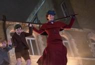 Joel Dawson, Nathanael Saleh and Emily Blunt, Mary Poppins Returns