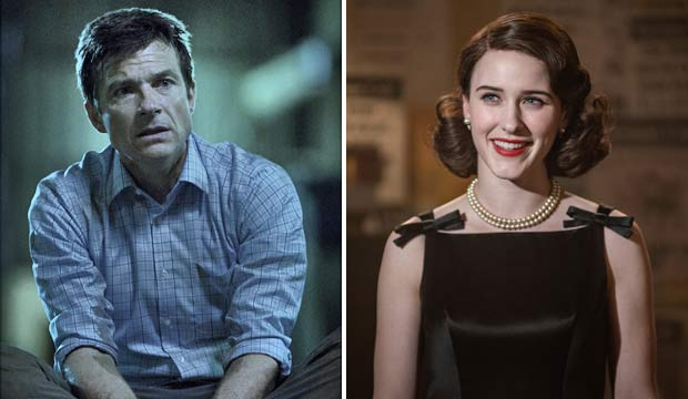 Image result for the marvelous mrs. maisel and ozark images