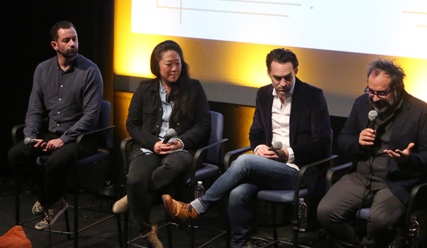 Ethan Tobman, Kay Lee, Curt Beech and Eugenio Caballero, Meet the Experts: Production Designers