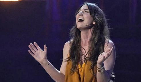 Sara Bareilles in Jesus Christ Superstar