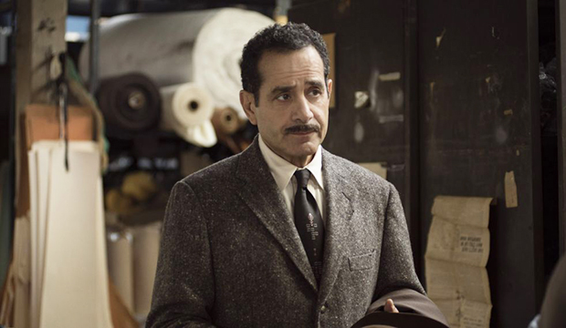 Tony Shalhoub would make history at the SAG Awards with another TV comedy actor win