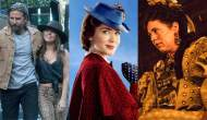 A Star is Born, Mary Poppins Returns and The Favourite