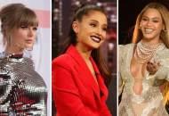 Taylor Swift, Ariana Grande, Beyonce