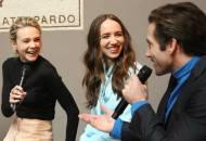 Carey Mulligan, Jake Gyllenhaal and Zoe Kazan discuss Wildlife