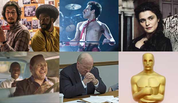 Oscar Nominations 2019 Best Film What's going on with unpredictable Oscar race for Best Film