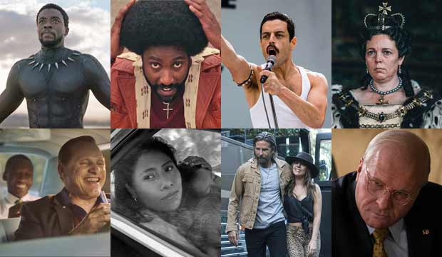 Image result for oscars 2019 nominations