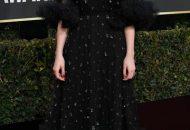 Golden-Globes-red-carpet-Jodie-Comer