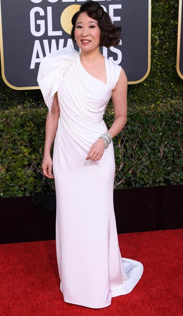Best And Worst Dressed Oscars 2021 2019 Golden Globes Red Carpet: Best and Worst Dressed Photo