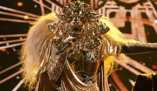 Image result for the masked singer Lion
