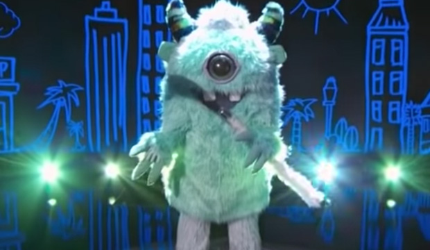 The-Masked-Singer-Monster