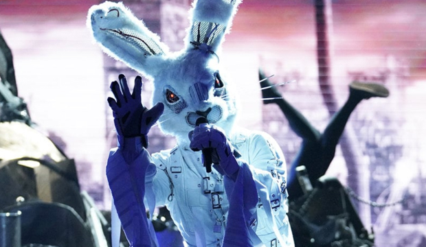Image result for the masked singer rabbit