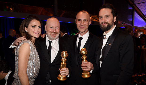 'The Americans' is the 1st Golden Globe series champ without a matching acting win in 7 years
