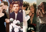 Janet Gaynor and Fredric March; Judy Garland; Kris Kristofferson and Barbra Streisand; Lady Gaga, A Star Is Born