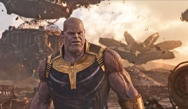 Josh Brolin in Avengers Infinity War