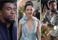 Black Panther, Crazy Rich Asians, A Quiet Place