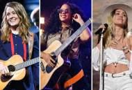 Brandi Carlile, HER, Miley Cyrus