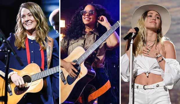 61st Grammy Awards Performers: Brandi Carlile, H E R , Miley