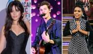 Camila Cabello, Shawn Mendes and Janelle Monae