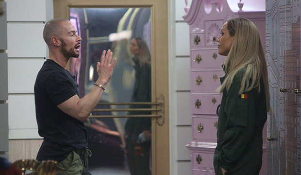 Joey Lawrence and Lolo Jones, Celebrity Big Brother