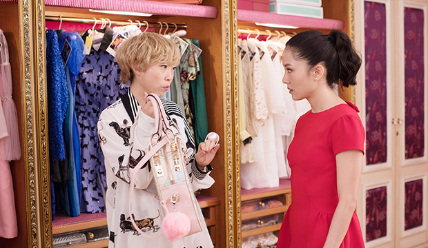 Awkwafina and Constance Wu, Crazy Rich Asians
