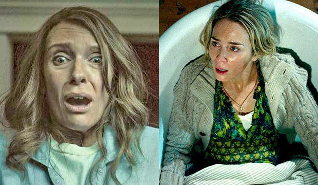 Toni Collette and Emily Blunt would defy horror bias at ...