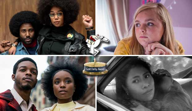 Gold Derby Film Award contenders